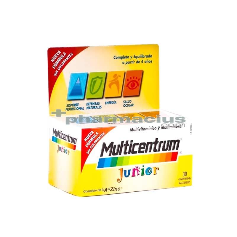 מקורי צנטרום ג'וניור מולטי ויטמין לילדים | פארמה סטור CM-28