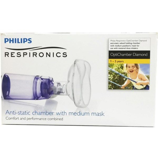 Philips ספייסר למשאף - Optichamber Diamaond