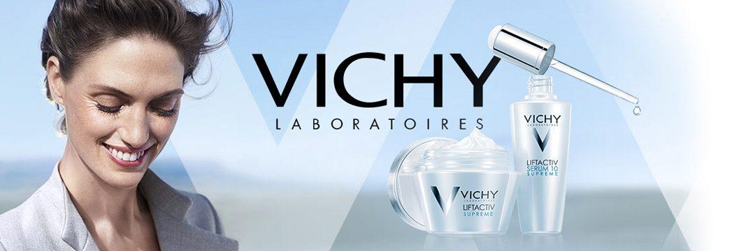 וישי VICHY - כל פיתוחי הדרמטולוגיה של וישי מכילים מוצרים מהסביבה הטבעית, כמו למשל מסכת פילינג לעור זוהר